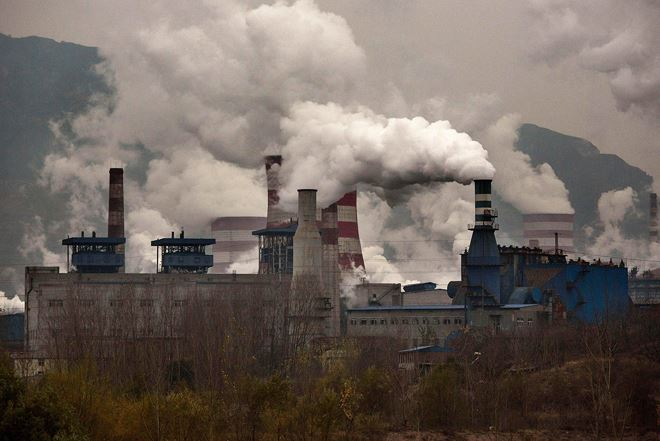 Trung Quốc tạm dừng sản xuất các nhà máy ở Giang Tô vì lý do môi trường